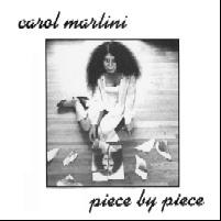 Piece by Piece, Carol Martini